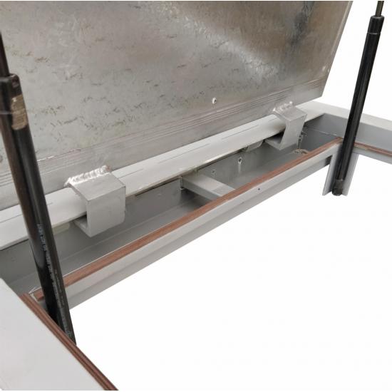 Floor access door  BAULuke G+90x60P (Insulated)